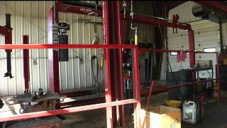 Small Auto Repair Shops Struggling To Compete With