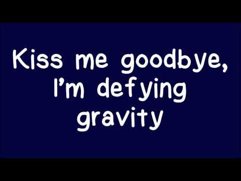 Glee - Defying Gravity [SEASON 5] (Lyrics) HD
