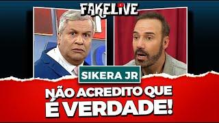 SIQUEIRA JR - A VERDADE REVELADA! - DIOGO PORTUGAL FAKELIVE