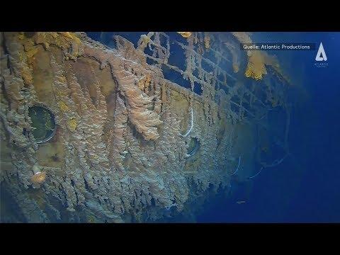 Titanic: Neue Aufnahmen