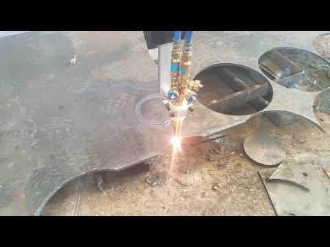 MÁY CẮT CNC PLASMA/ OXY GAS LOẠI MINI 1500X300. CNC PLASMA CUTTING Nam Pham Ngoc
