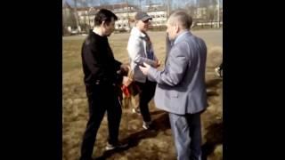 Скачать Скандал на спортивной площадке в Сыктывкаре оттуда выгнали детей