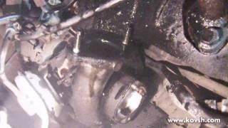 Турбина кидает масло на Toyota Land Cruiser 4.2 Diesel Turbo(, 2014-09-02T18:40:11.000Z)