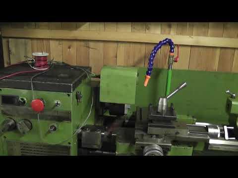 Токарно-винторезный станок 16Б05П (Кироваканчик). Выход на финишную прямую.