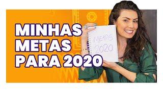 NATHALIA ARCURI - As minhas METAS PARA 2020! Uma delas vai mudar A SUA VIDA!
