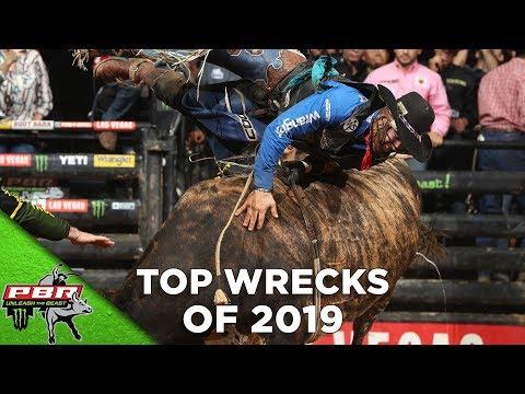 TOP WRECKS OF 2019