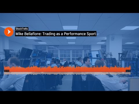 Trading as a Performance Sport