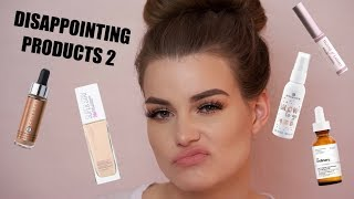Disappointing Products 2 | HelenVarik