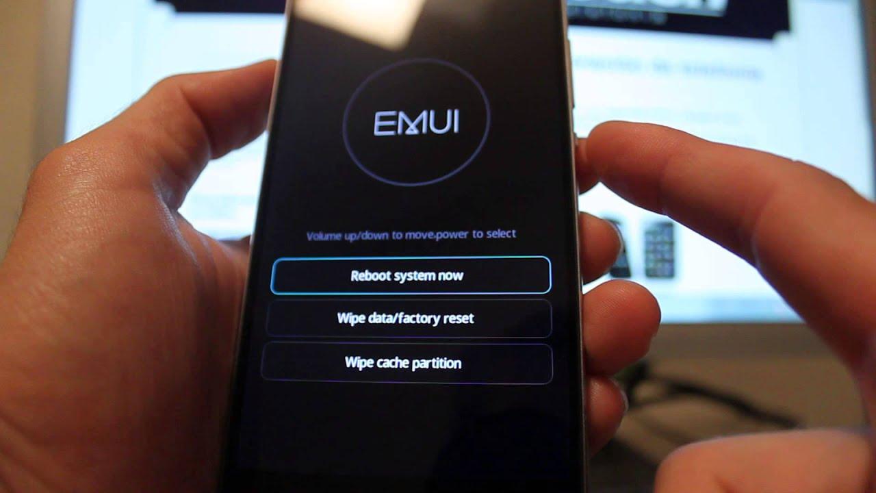 Huawei ascend p8 resetear reestablecer hard reset for Huawei p8 te koop