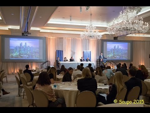 Panel of SAUPO 2015: Green Energy and Smart Grid