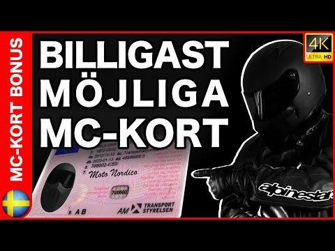 Billigast MC-Körkort! Räcker 5500kr??? - Bonus Avsnitt 2 | Ta MC-Kort!  [Svensk Motovlogg 0017]