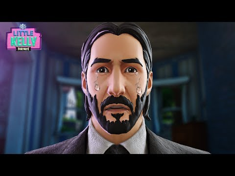 AUTUMN CHEATS ON JOHN WICK AND BREAKS HIS HEART | Fortnite Sad Story