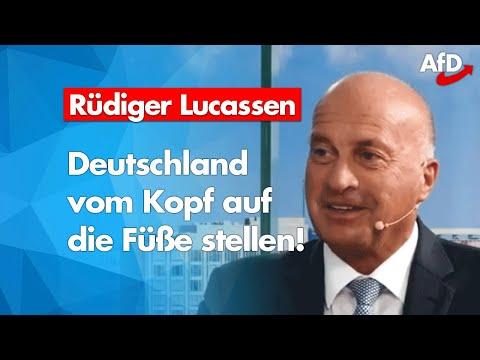 AfD persönlich: Rüdiger Lucassen