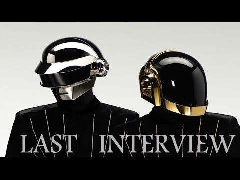 Daft Punk sur France Inter - NEW INTERVIEW 14.06.13 [FR]