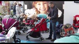 детские товары Baby Design, Espiro  на выставке Мир Детства 2016 (Минск)