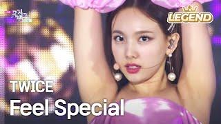 Gambar cover TWICE(트와이스) - Feel Special [Music Bank | Lyrics]