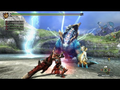 Game Android Offline Monster Hunter 3rd HD Vesion English Patch Link + Cara Install - 동영상