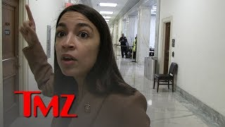 AOC Rips Trump's 'Lynching' Tweet, Says He's Deliberately Baiting Us | TMZ