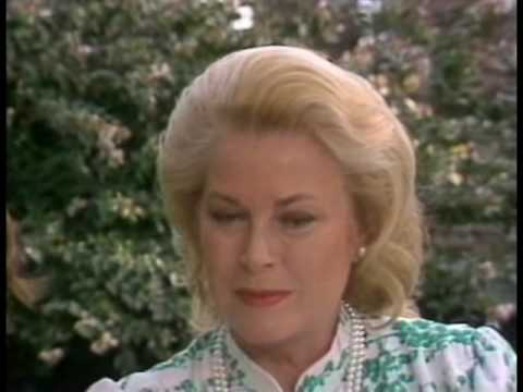 The last interview with Grace Kelly - on ABC's 20/20 (Part ...