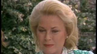 The last interview with Grace Kelly - on ABC