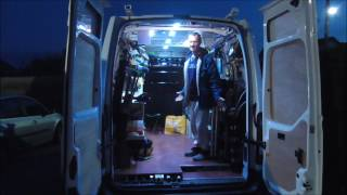 Work Van LED Lighting