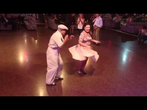 Simply Delightful Swing Dancing