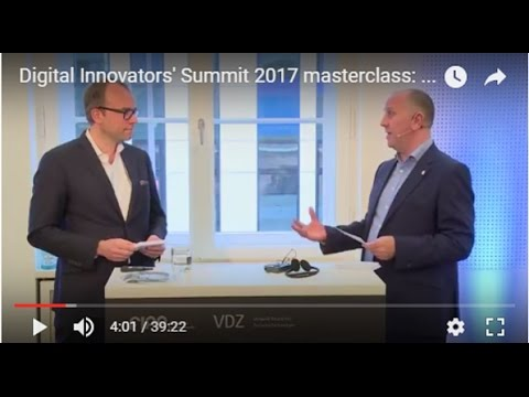 Digital Innovators' Summit 2017 masterclass: Welcome to the future of ad management