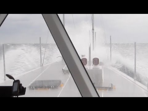 FPB 78-2 Sea Trials - You Won't Believe The Ride!