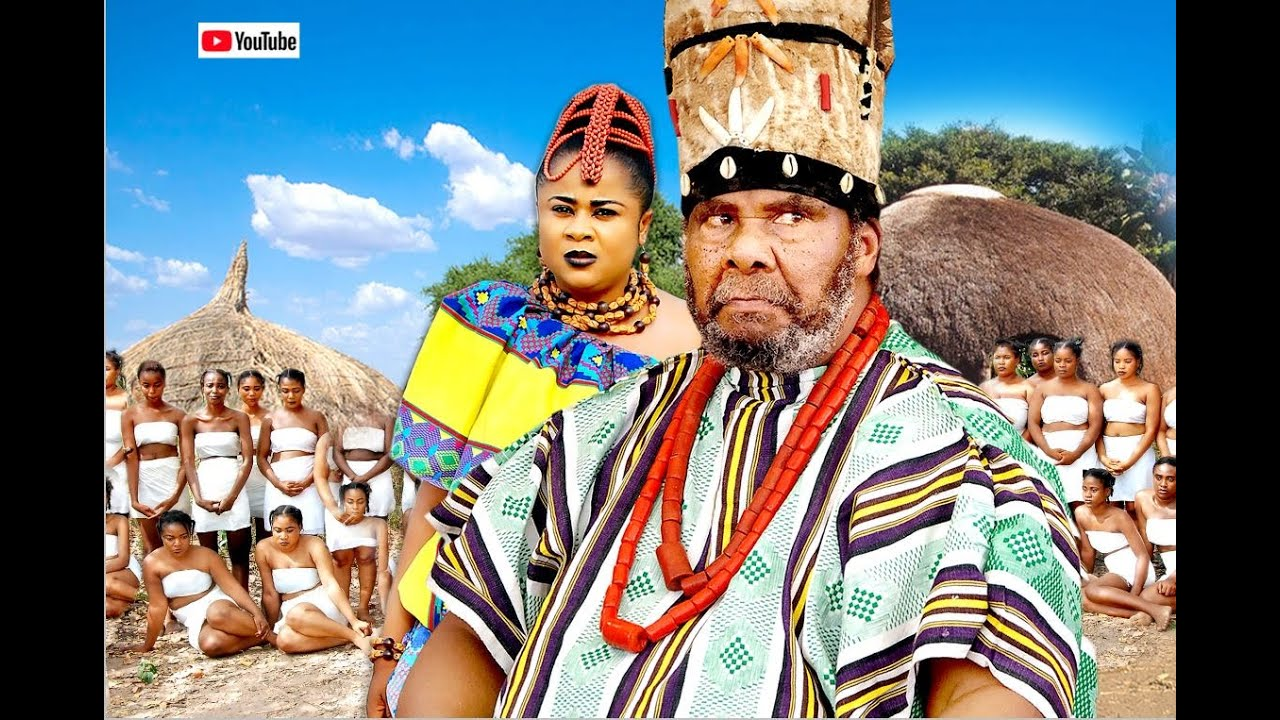 Download 21 VIRGINS AND THE KING OF THE EAST (FULL MOVIE) PETE EDOCHIE 2021 LATEST NIGERIAN NOLLYWOOD MOVIE