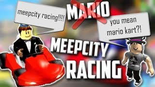 ROBLOX MeepCity Racing