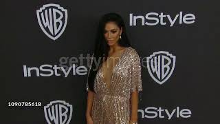 Nicole Scherzinger At The Warner Bros. And Instyle Host 20th Annual Post-golden Globes Party