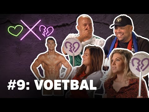 Willen Maan, Bibi & Sophie Milzink hét doen met Ronaldo? | LOVERS x HATERS | #9