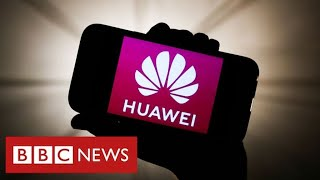 Huawei to be frozen out of UK 5G network from 2021 - BBC News