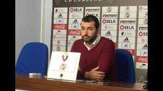 Diego Martínez. Previa Osasuna-Valladolid