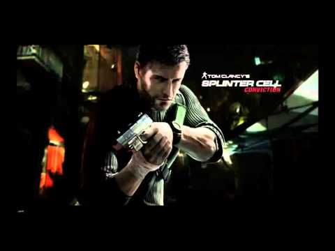 Michael Nielsen / Kaveh Cohen Vs Amon Tobin -Splinter Cell Conviction Theme Menu Soundtrack