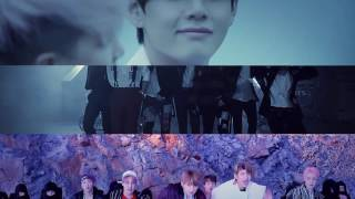 Every BTS mv at the same time (How to make your ears bleed)