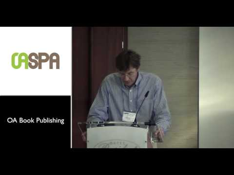 Breakout Session on OA Book Publishing