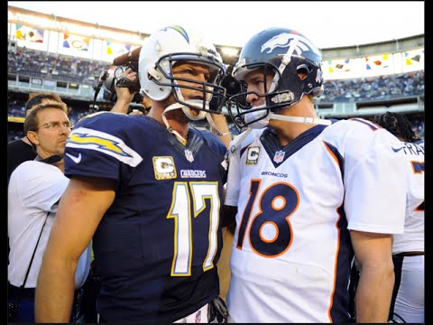 Broncos vs Chargers 2014 W15 Highlights