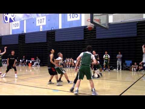 Garrett Siebels Casa High School 2017 Summer League highlights