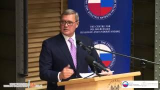 [PL] Rosja dziś i jutro. Wykład Michaiła Kasjanowa, byłego premiera Rosji [w j. polskim]