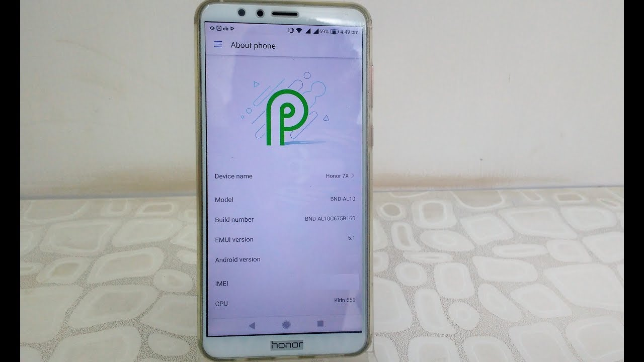 How to Install Android 9 0 P Theme in Huawei Honor Phones