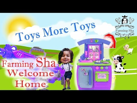 FarmingSha Toys and More Recycled Toys