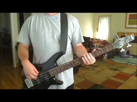 Cumbersome - Bass Cover