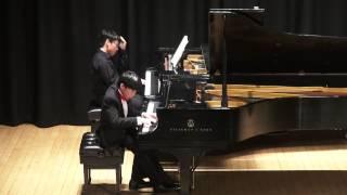 Andrew Li wins 2014 NEC Pre School Concerto Competition