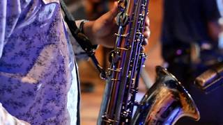 Marcus H. Mitchell's Band Live Performance Snippet at Omega Recording Studios
