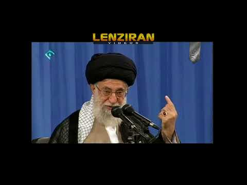 Ayatollah Khamenei tell how he was mocked in  Mashad and emphasize use of  social network