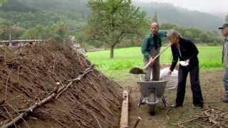 Hügelbeetbau - Hugelculture (Sepp Holzer Style)