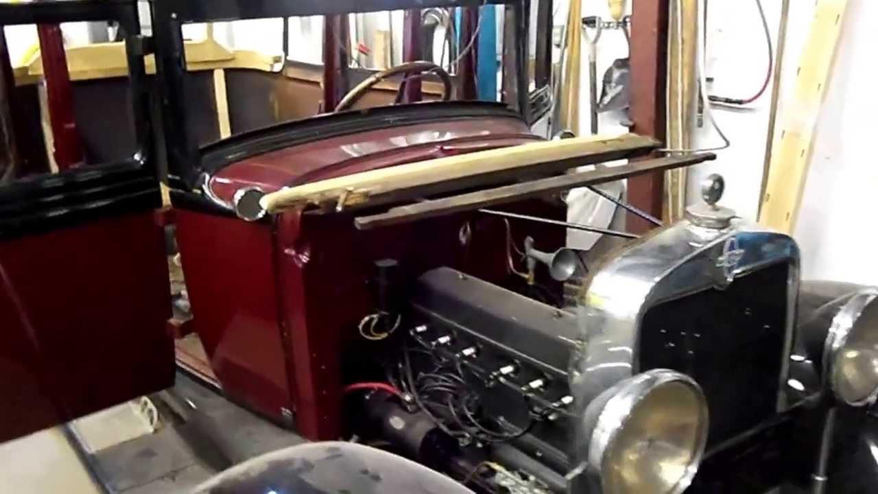 1930 Chevy 4 Door Sedan Youtube
