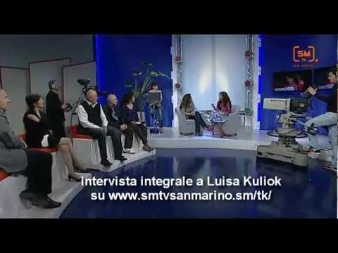 LUISA KULIOK A TERRAZZA KURSAAL  YouTube