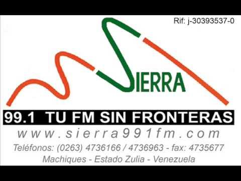 LOGO SIERRA 99.1FM